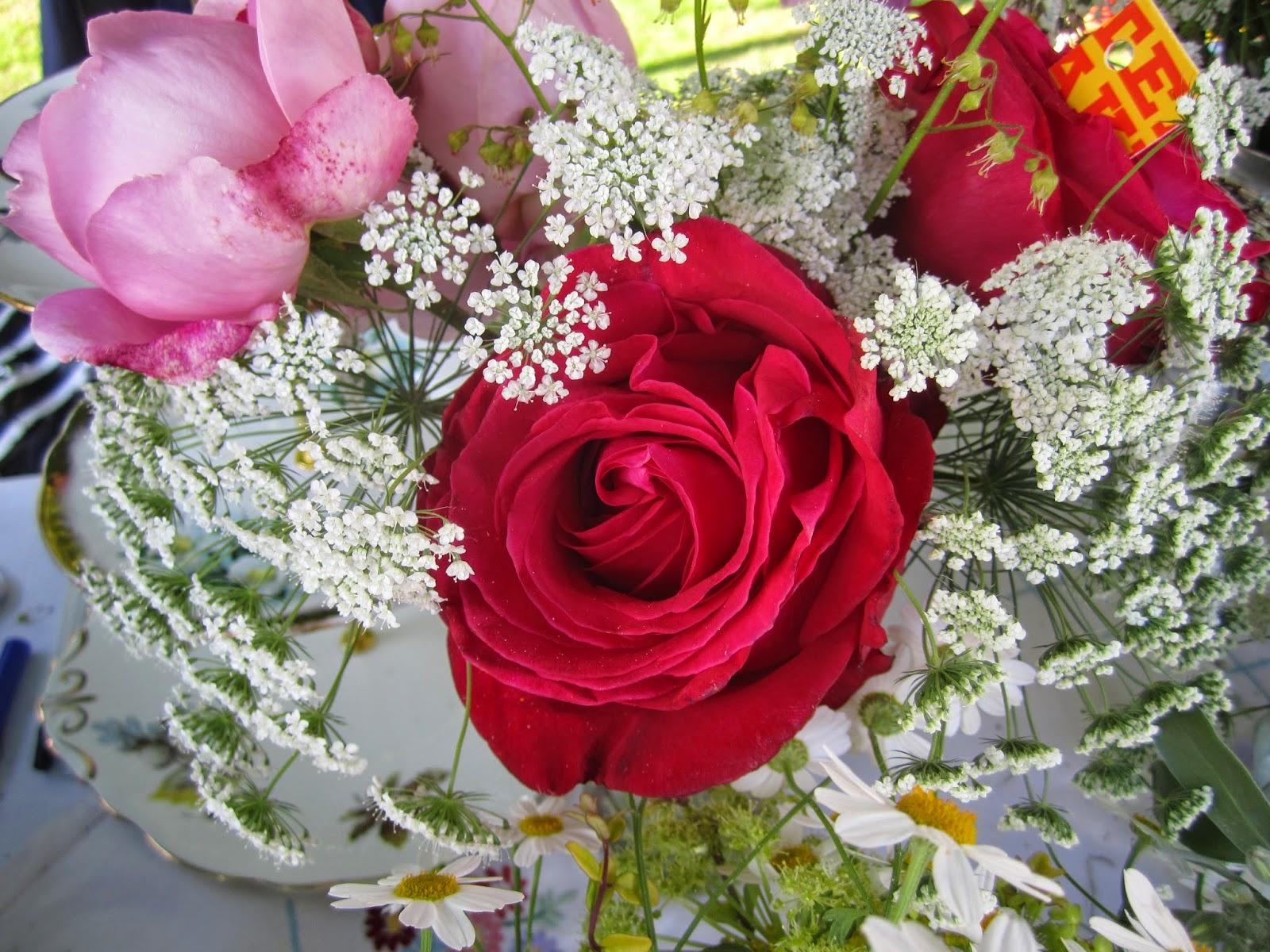 Seasonal British flowers.  Homegrown flowers for weddings Birmingham