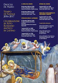 S. Messa V.O. a Pistoia e Prato