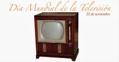 Día Mundial de la Televisión - 21 de Noviembre