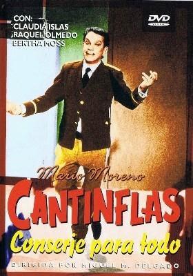 descargar Cantinflas: Conserje Para Todo – DVDRIP LATINO