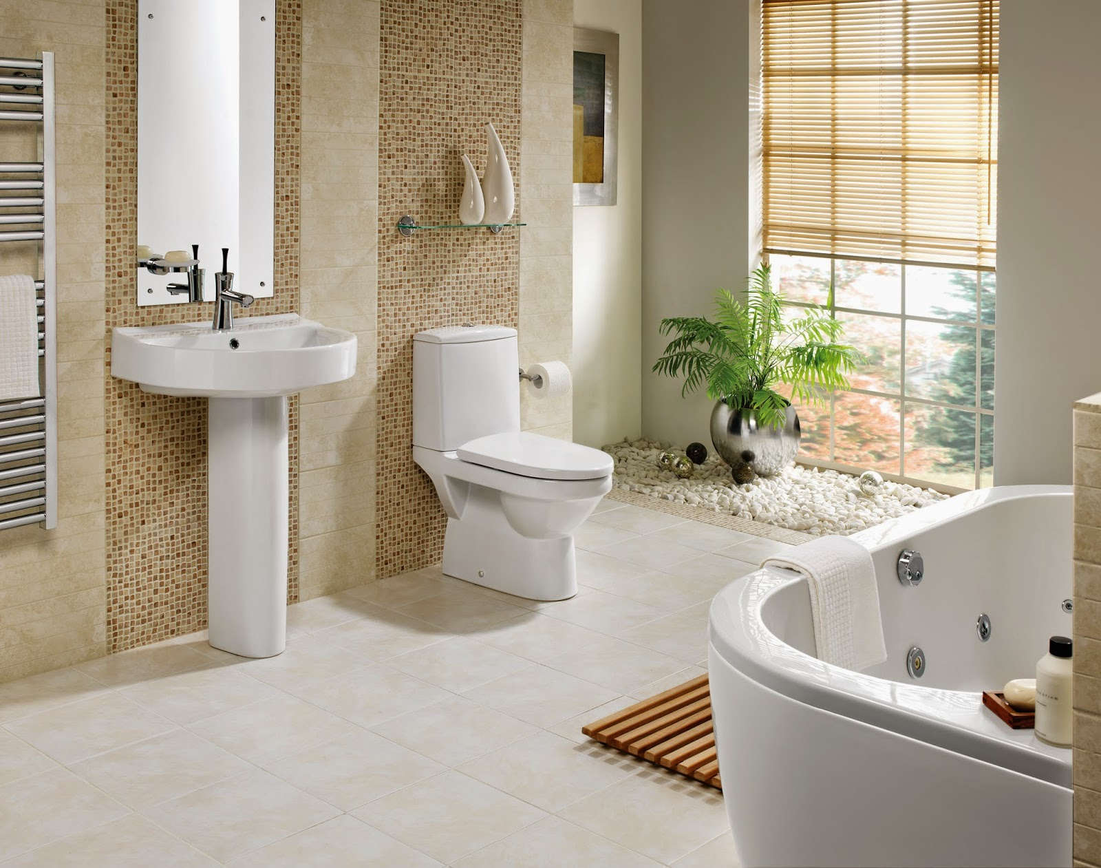 Nice Bathrooms With Interior Modern For Your Home Sophisticated