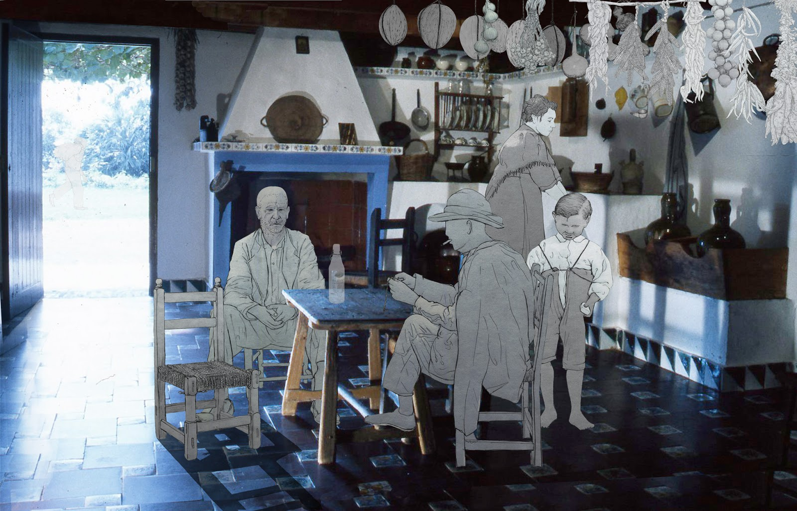 vivienda tradicional