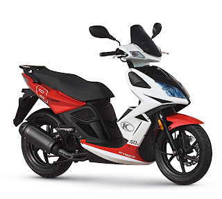 kymco scooter 125 good