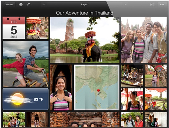 how to add photo album from iphoto to iphone