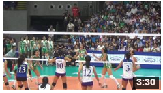 UAAP Volleyball: De La Salle University vs Ateneo De Manila University March 15, 2014