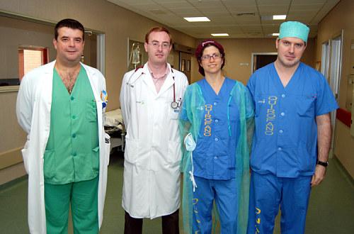 Los médicos, los trabajos de sanidad en general, están muy demandados en Nueva Zelanda