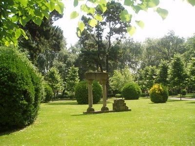 De turismo rural por asturias parques y jardines para for Parques con jardines