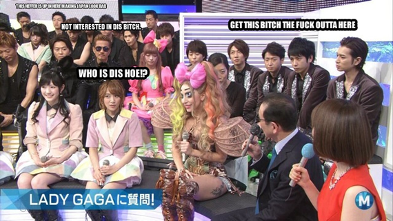 Kyary Pamyu Pamyu sets her sights on Gaga's wig | Random J Pop