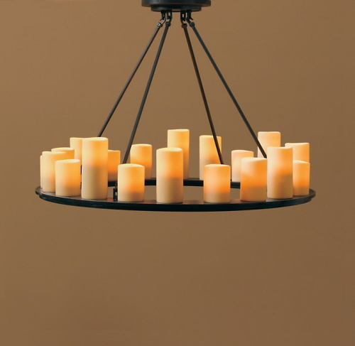 Votive Candle Chandeliers: hanging candle chandelier non electric