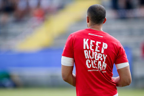 Keep Rugby Clean Day #RWC2015