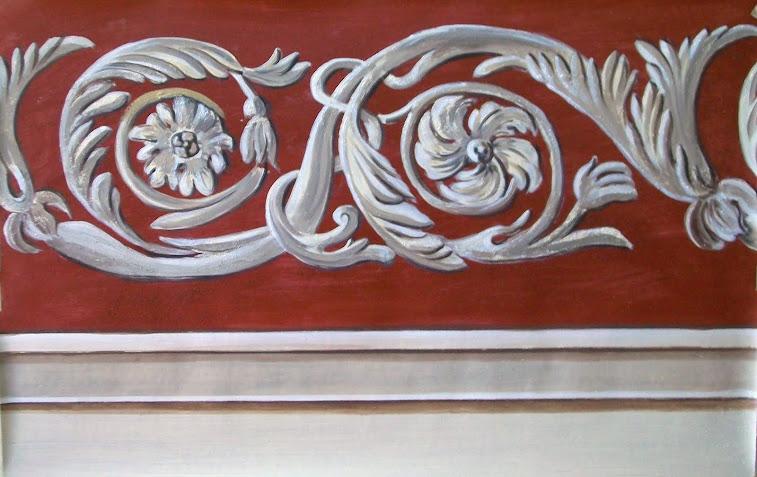 Murales trompe l 39 oeil e decorazione pareti e camerette - Decorazioni facciate esterne ...