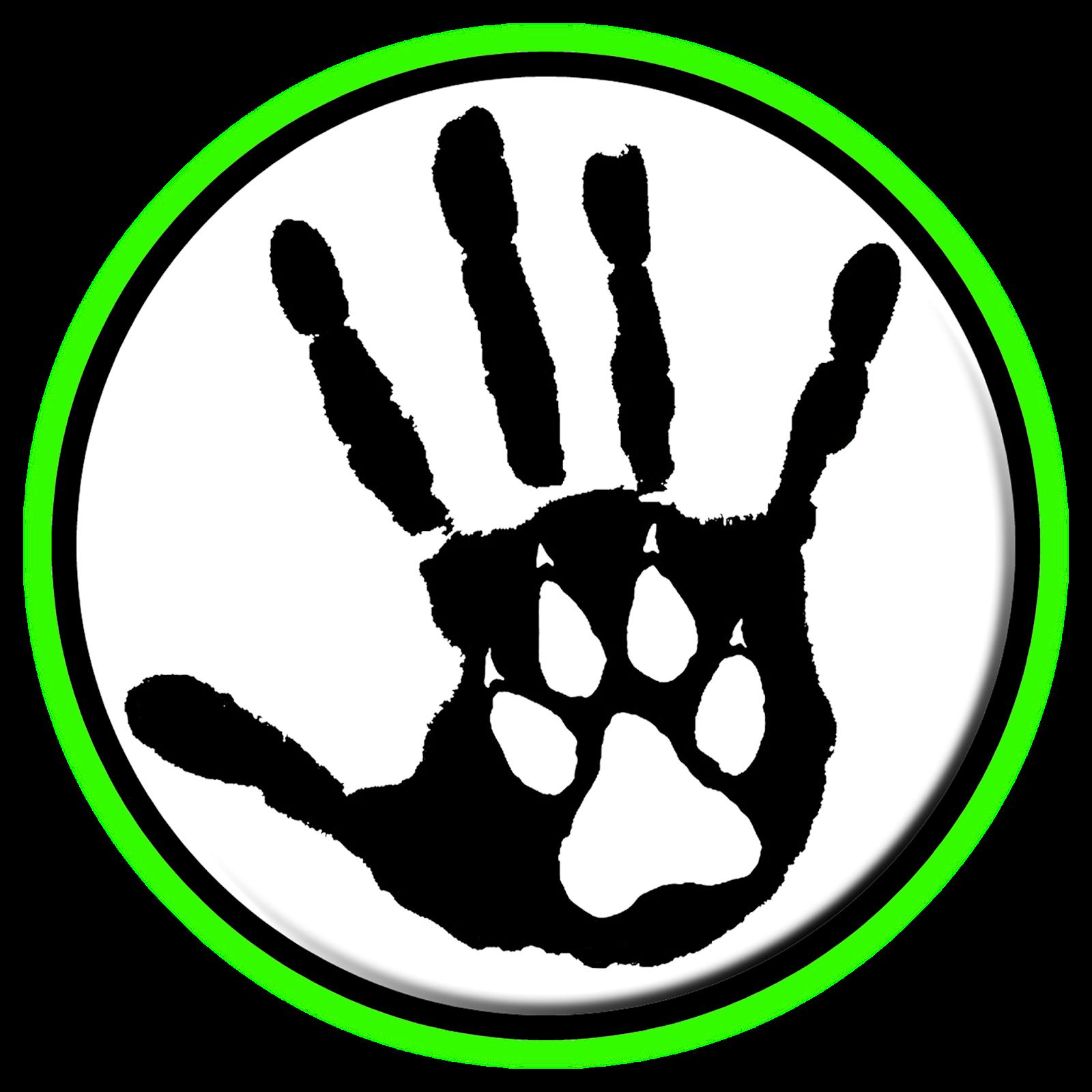 Wolf Paw Logo Wolfpack Paw Logo