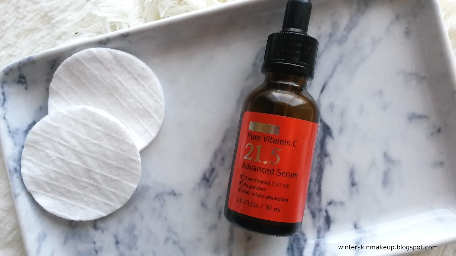 Pure Vitamin C-21.5 Advanced Serum review