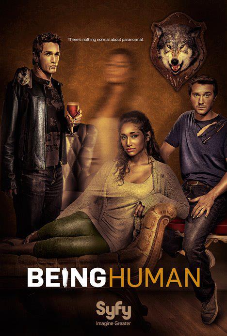Being Human (US) (Casi Humanos) Completa Espa&ntildeol Disponible