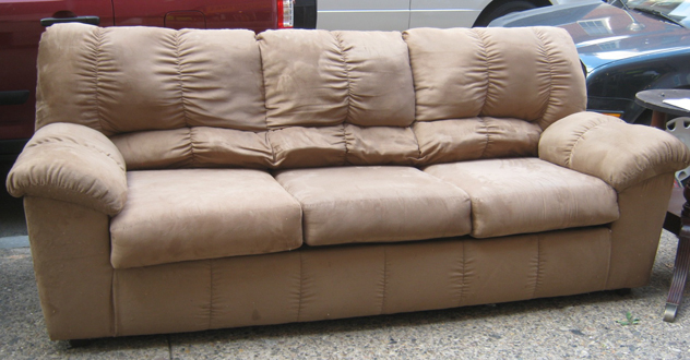 how to deep clean suede couch