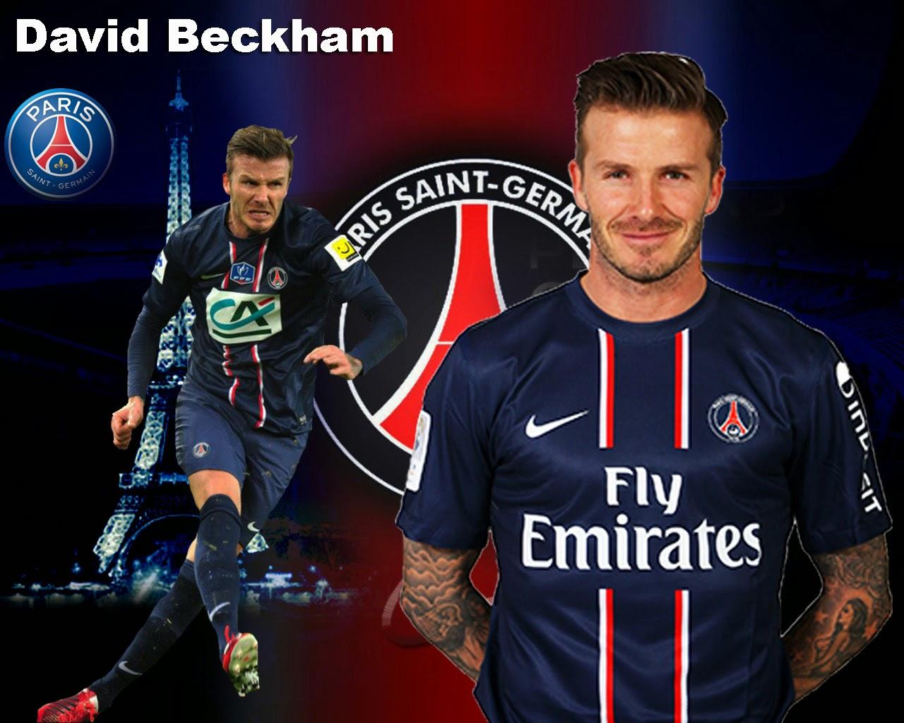 The Best Player Soccer Top Crazy Skill David Beckham Paris Saint Germain