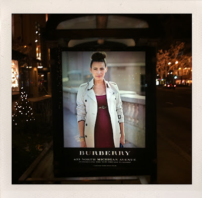 Burberry Art of the Trench party featuring Maria Ponce Berre