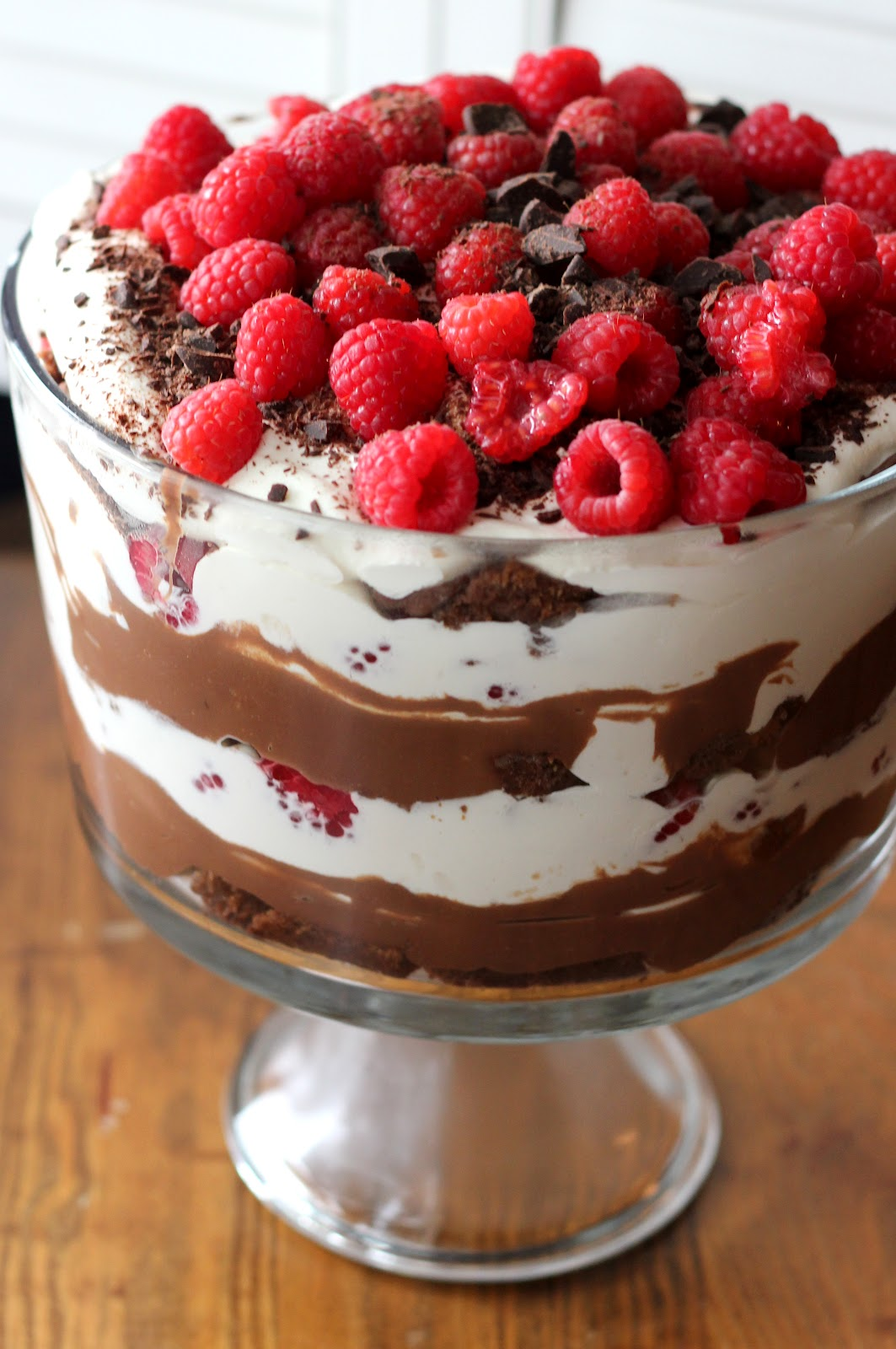 Chocolate Trifle Recipes — Dishmaps