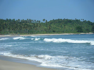 Pantai Sawarna banten
