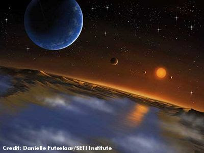 60 Billion Alien Planets Could Support Life, Study Suggests