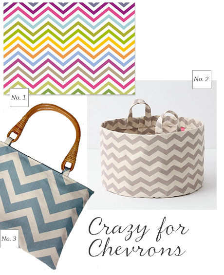 Untitled 18 decorating trend: chevrons