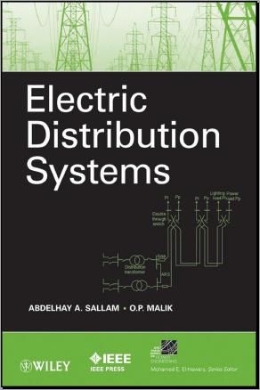 Download ebooks Electric Distribution Systems