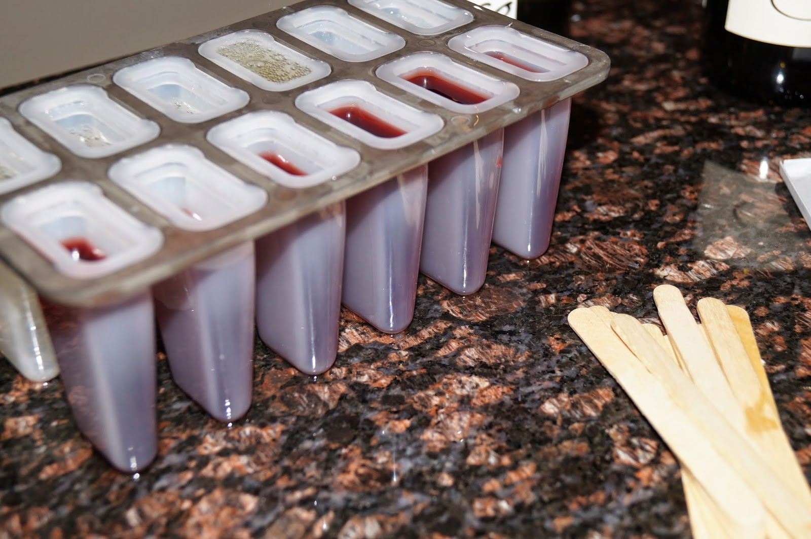 DIY: Wine Popsicles