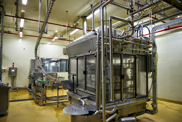Process Nexus II also takes care of the batching processes of the Rojana Plant.