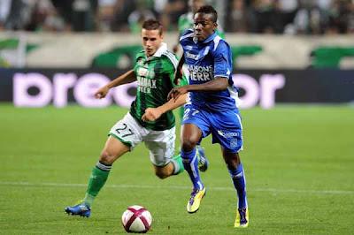 Saint Etienne 1 - 1 Auxerre