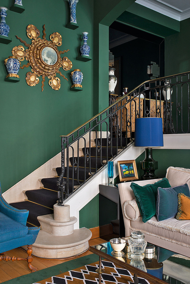 loveisspeed.: Apartment of Belgian decorator Gerald Vatle in