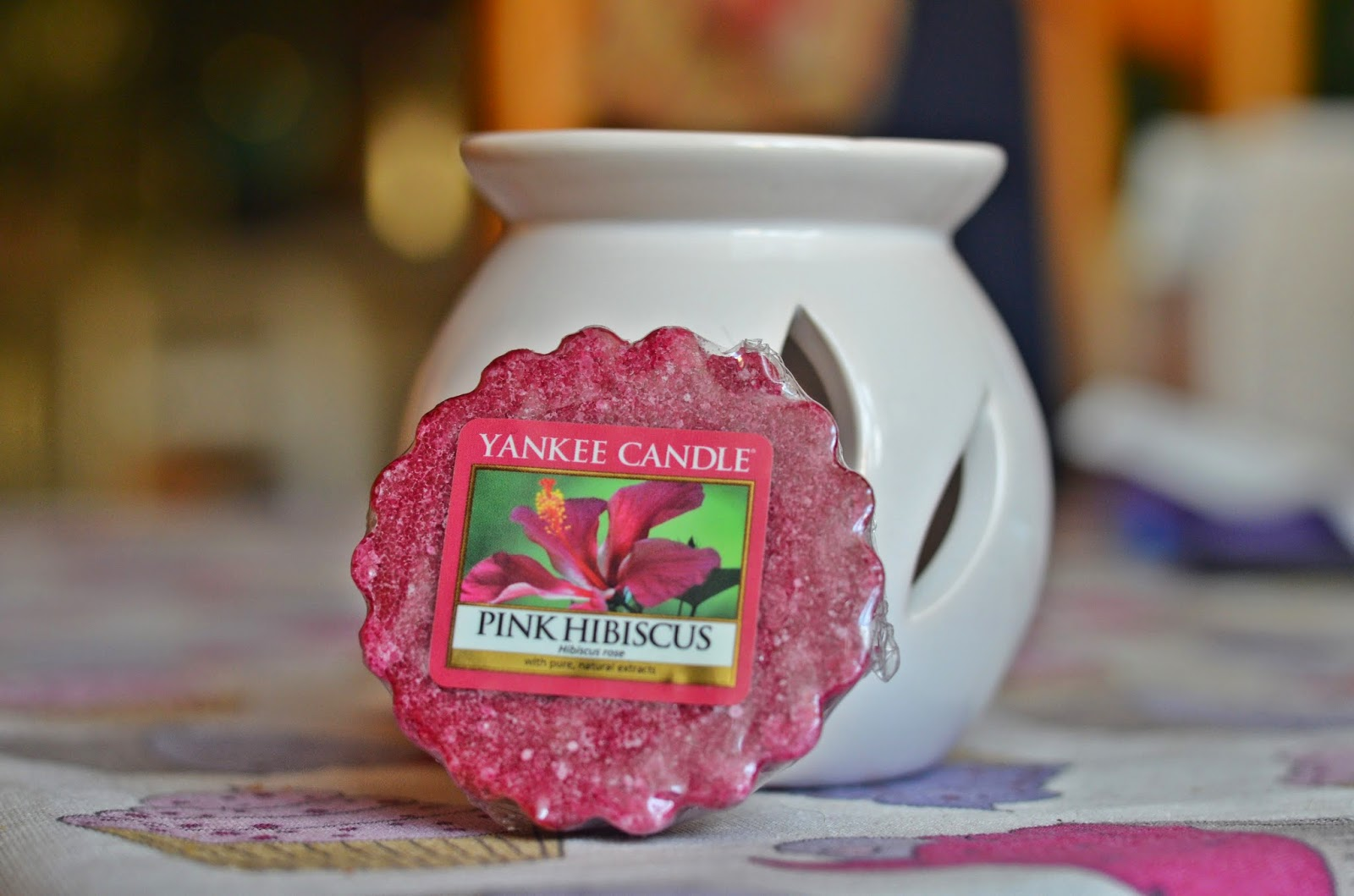 `Yankee Candle - Pink Hibiscus