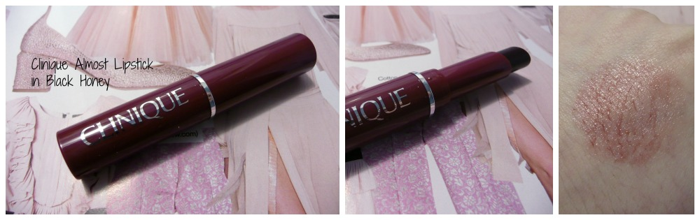 Clinique Almost Lipstick Black Honey