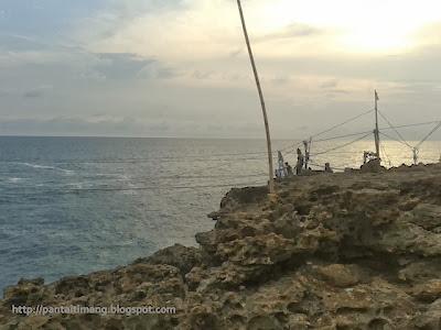 Gambar Pantai Timang
