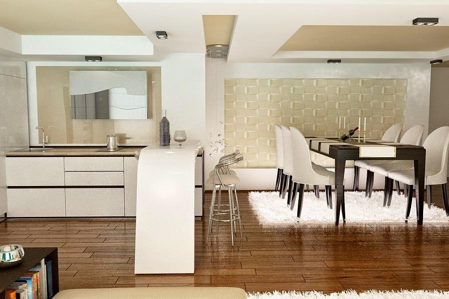 Design interior apartament modern constanta design - Design case moderne ...