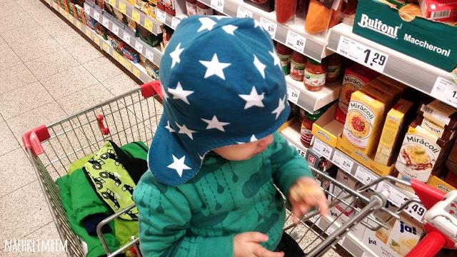 Mütze BERRA von ki-ba-doo und Pullover Leo von pattydoo