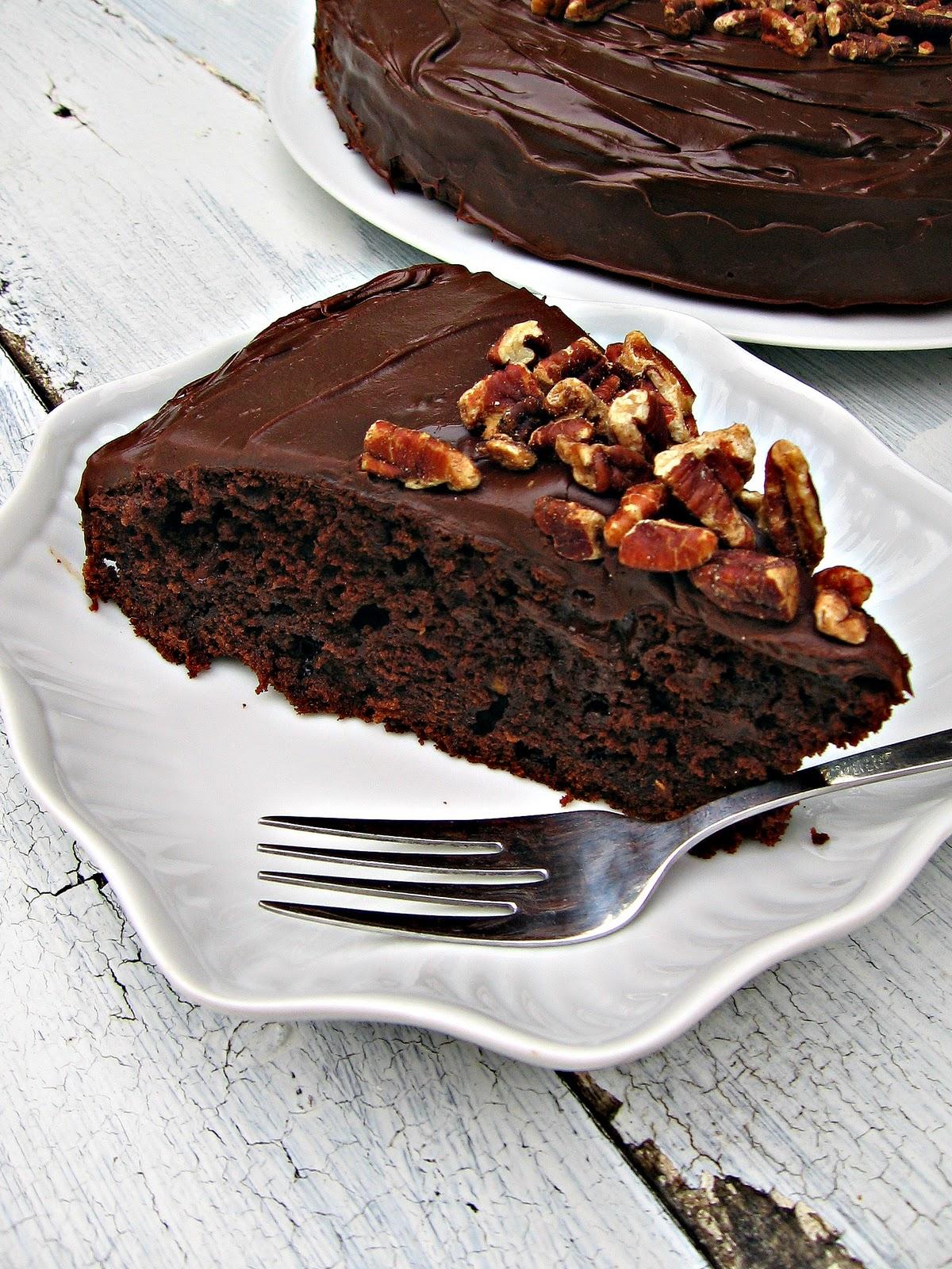 Ruby tuesday double chocolate cake recipe