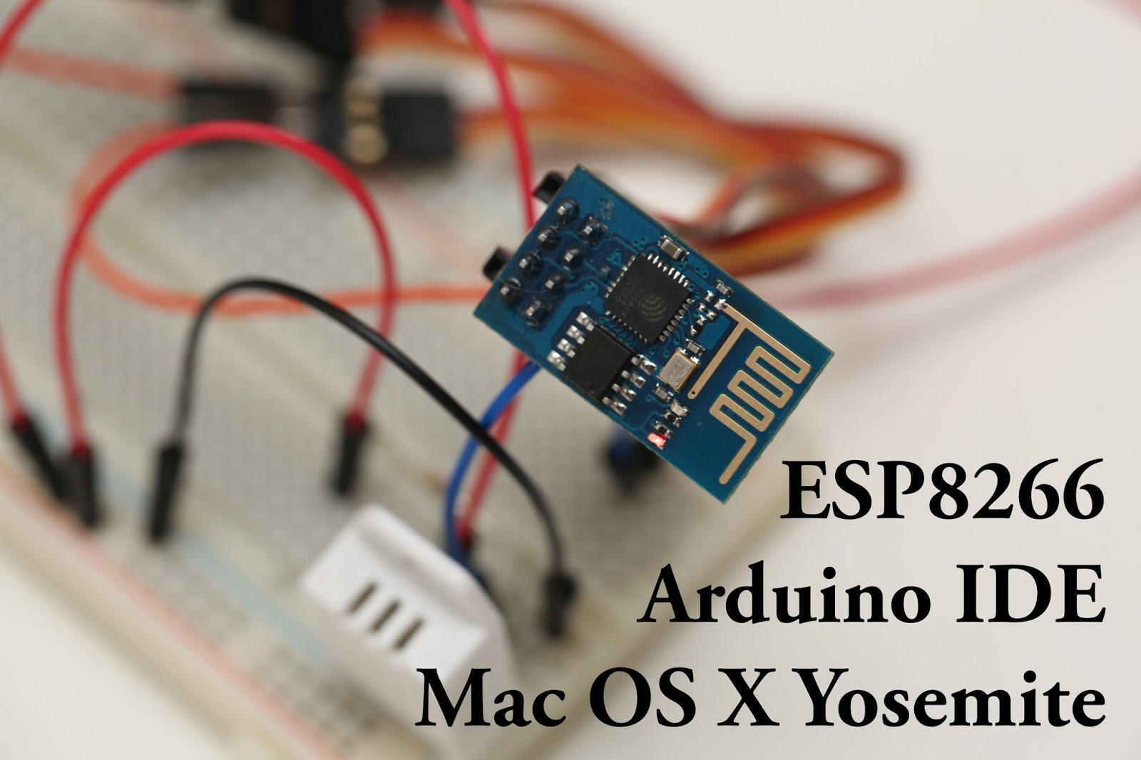 Embedded lab esp arduino ide on mac os yosemite