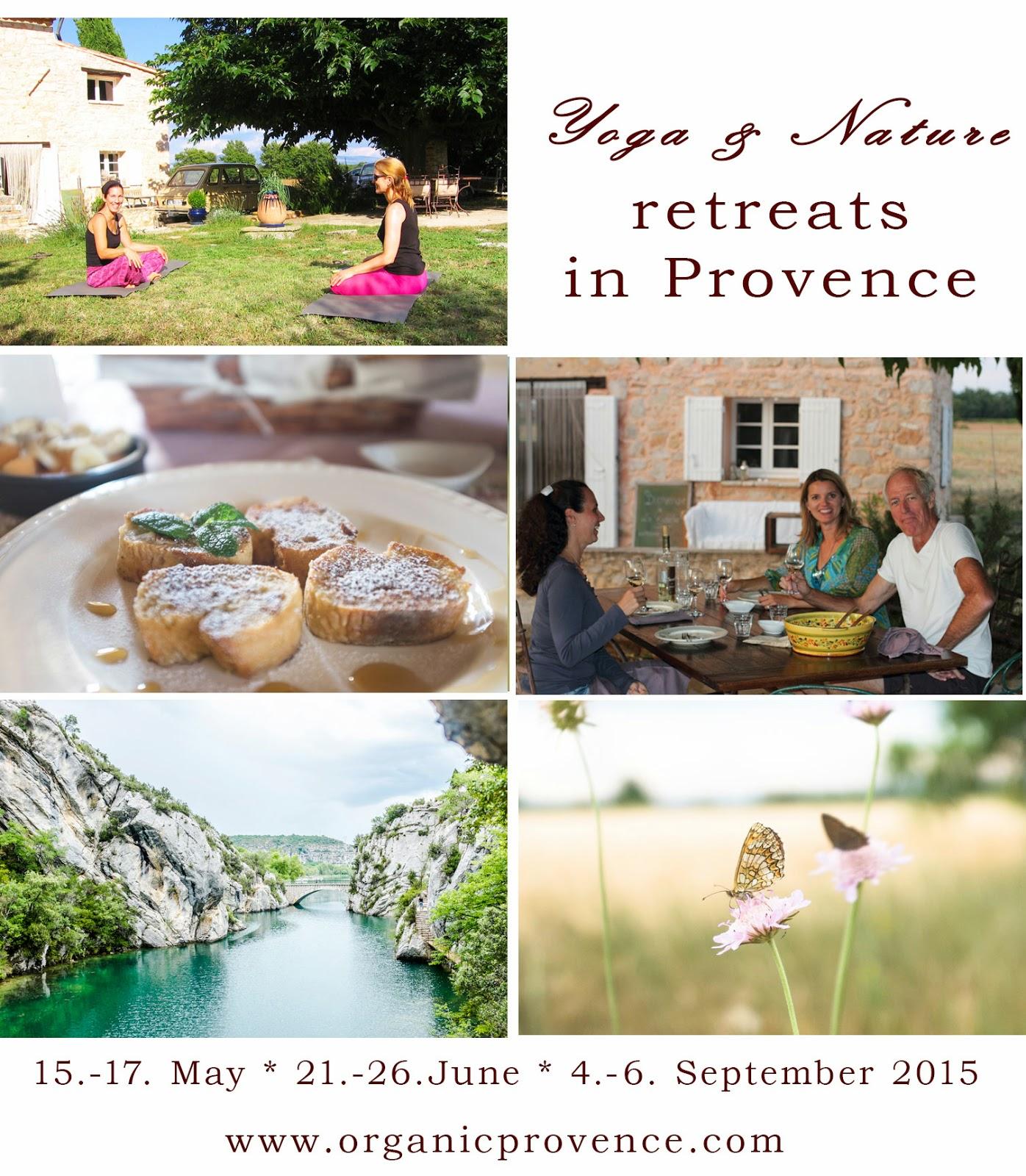 http://www.organicprovence.com/yoga_2015.html