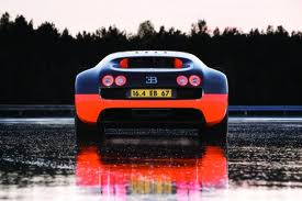 Bugatti veyron top speed 434 km h