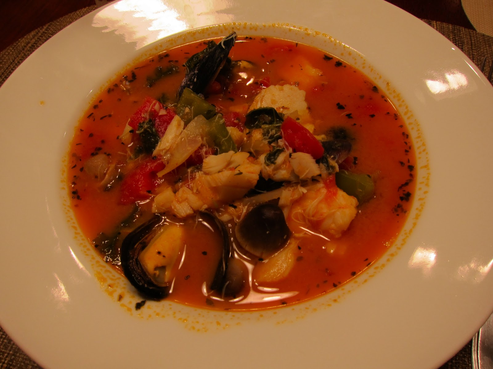 Dinner wa?: cioppino {italian seafood stew}