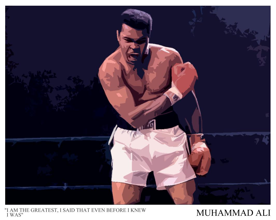 muhammad ali the greatest boxer of The greatest boxer of the modern era is muhammad ali there is generally no question about this in the boxing circles however, there are those who would argue that.