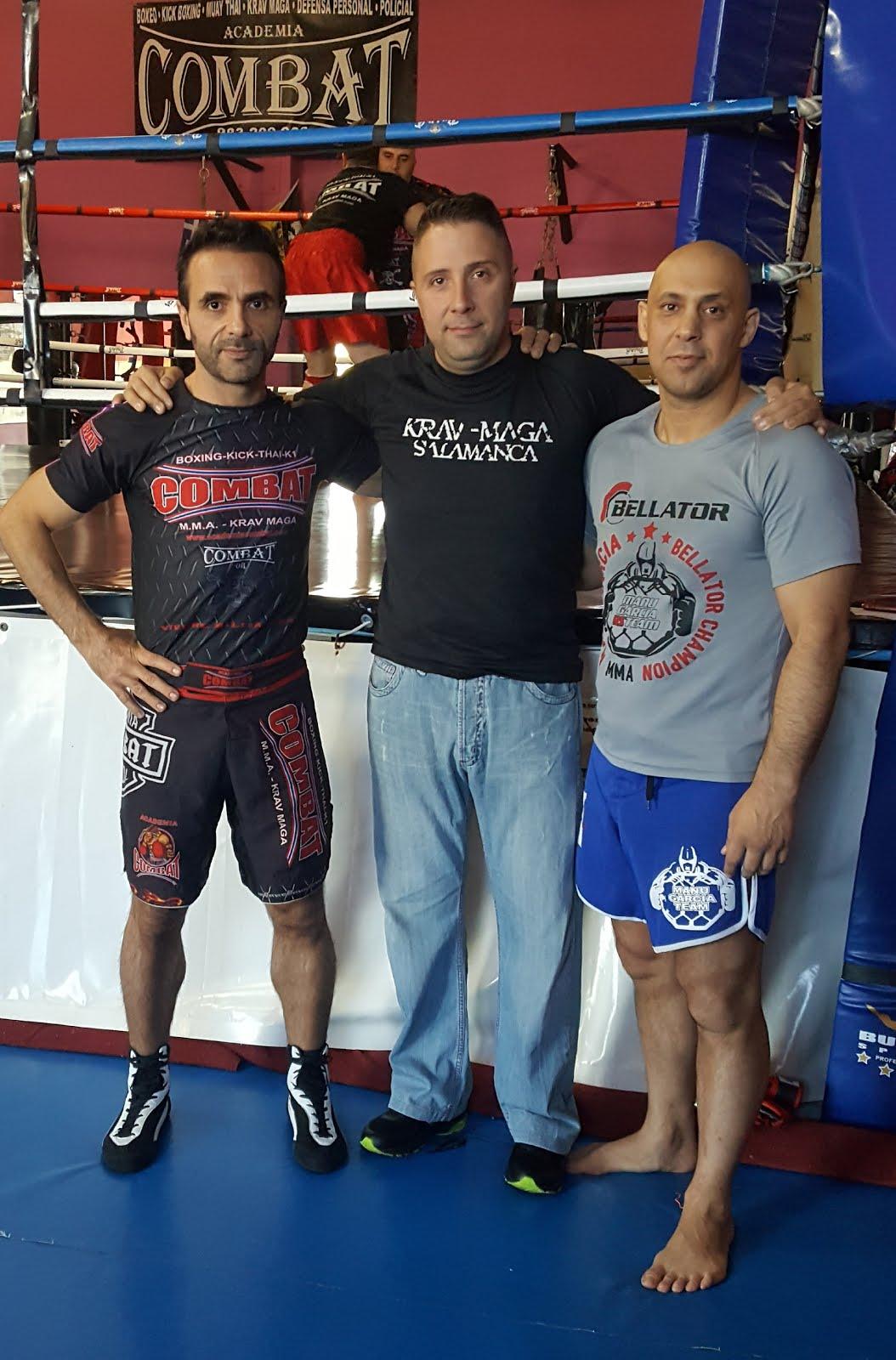 Manu García MMA Oct 2017