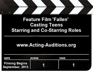 Casting Calls Auditions Fallen