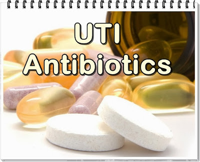 What kind of antibiotics for bladder infection