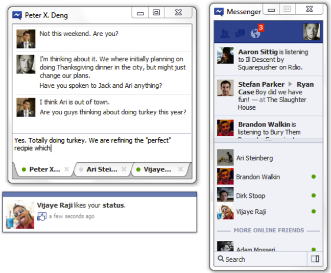 Facebook Chat Messenger Free Download for PC