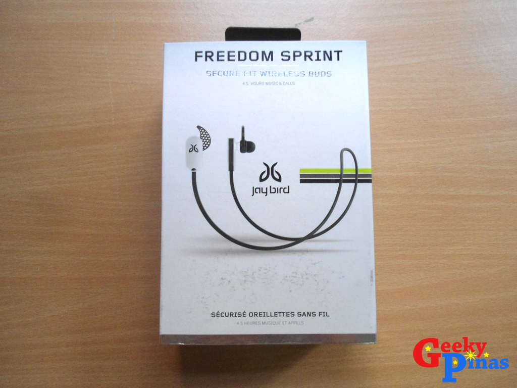 Jaybird Freedom Sprint Secure Fit Wireless Buds Unboxing: A Heart Thumping Sporty Earphones