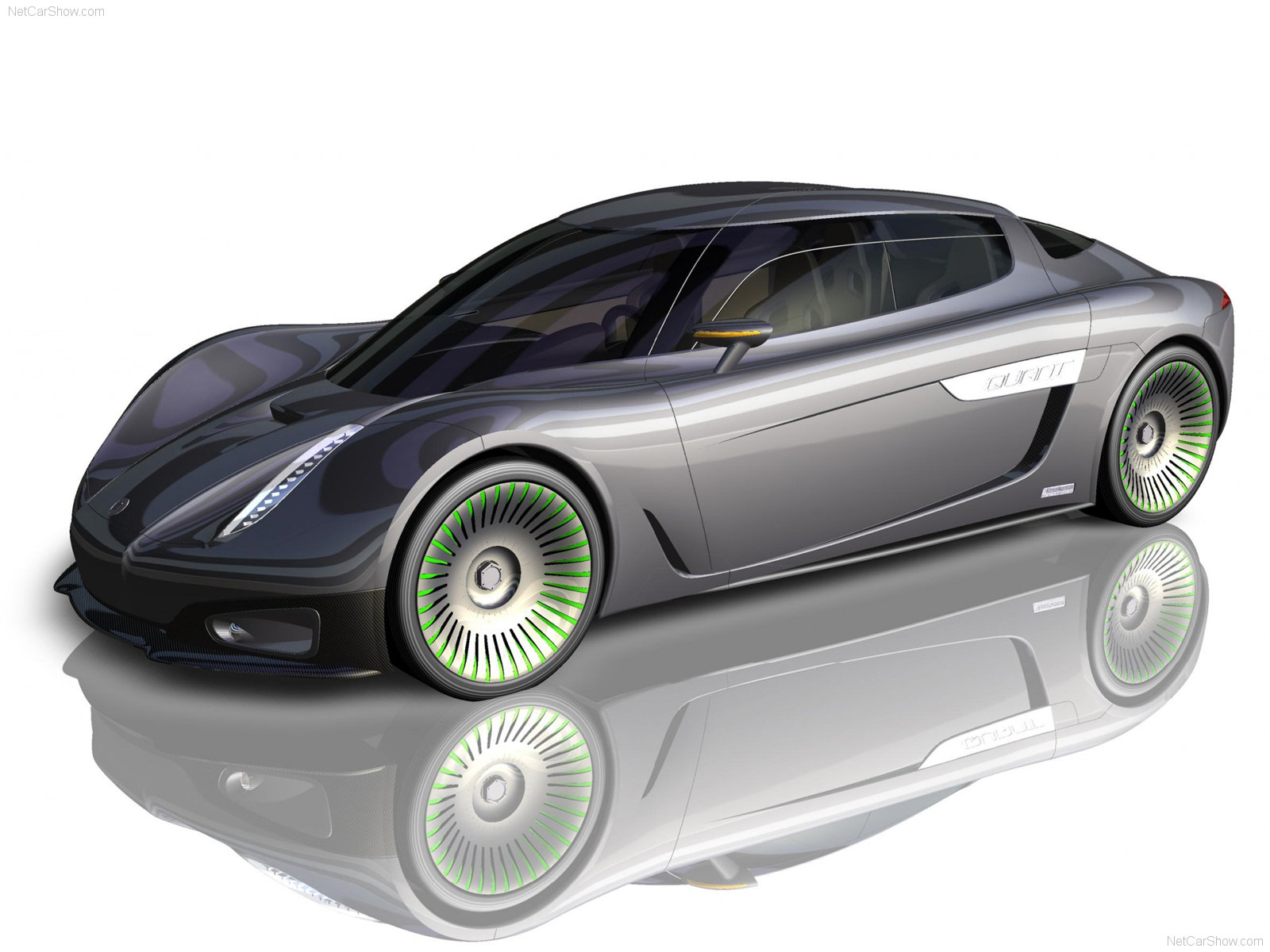 Hình ảnh siêu xe Koenigsegg Quant Concept 2009 & nội ngoại thất