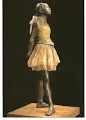 La Petite Danceuse, Edgar Degas