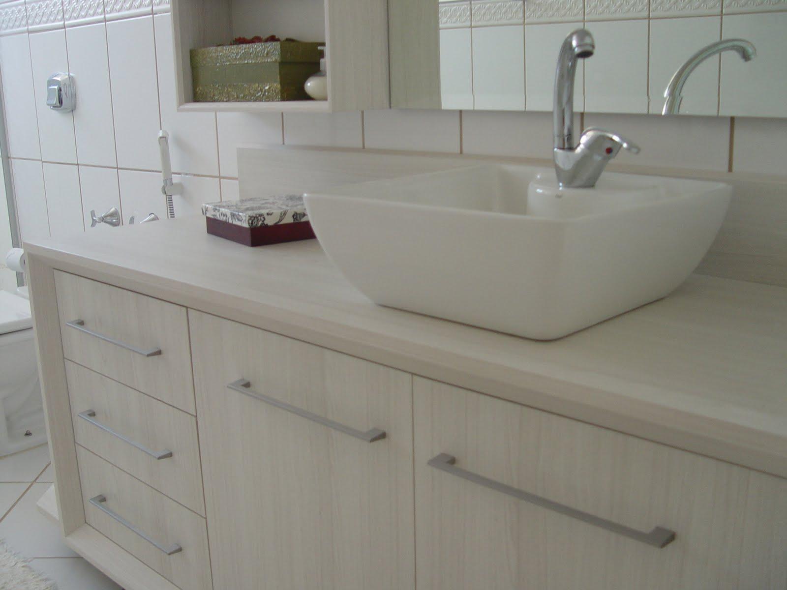 Imagens de #3E3227 Móveis Tezza: Banheiros Sociais e Suítes 1600x1200 px 3710 Banheiros Planejados Suite