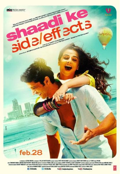 Shaadi Ke Side Effects (2014) 720p DVDRip 850MB
